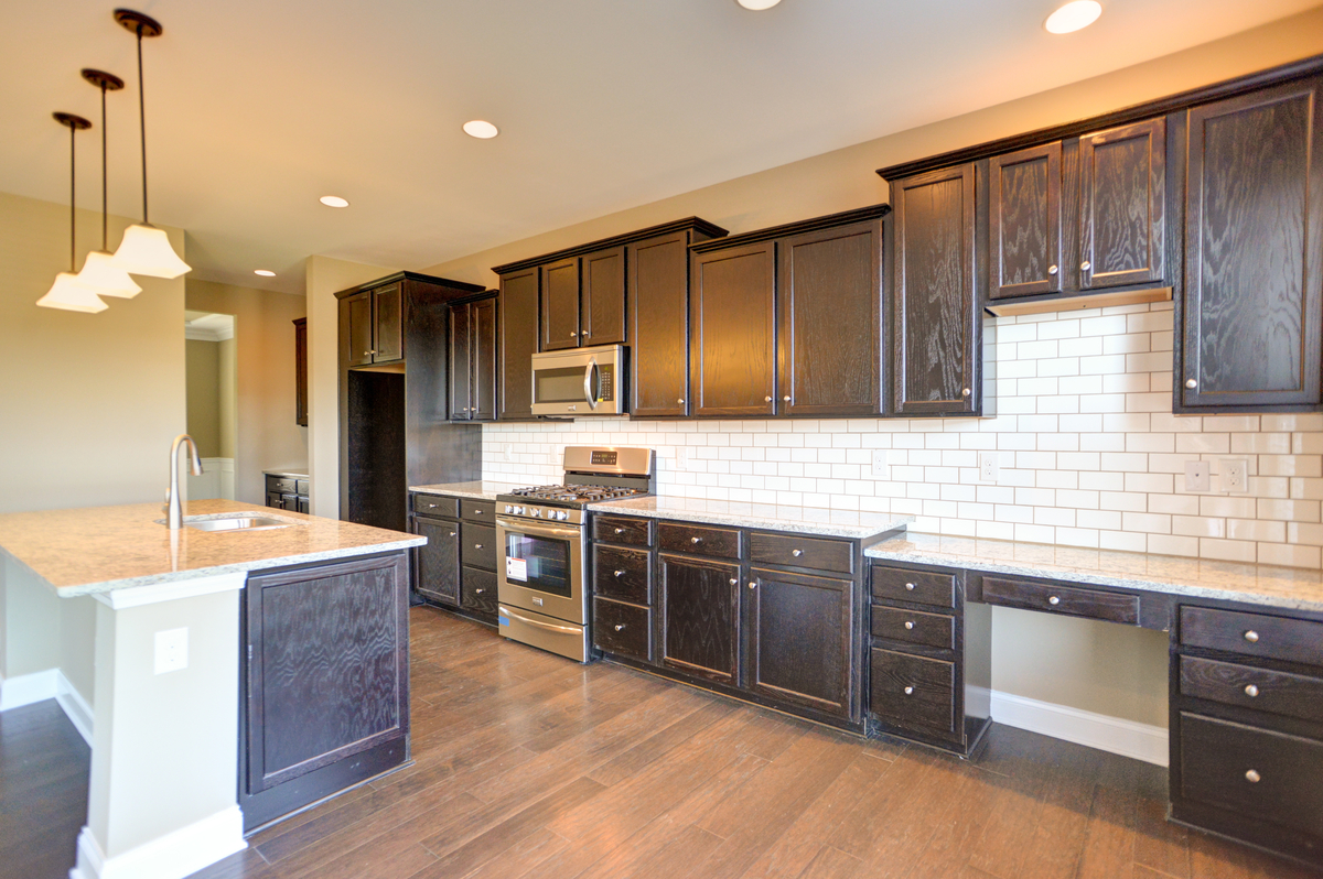 Kitchen For New Homes Accent Homes Carolinas Affordable New Homes In Charlotte