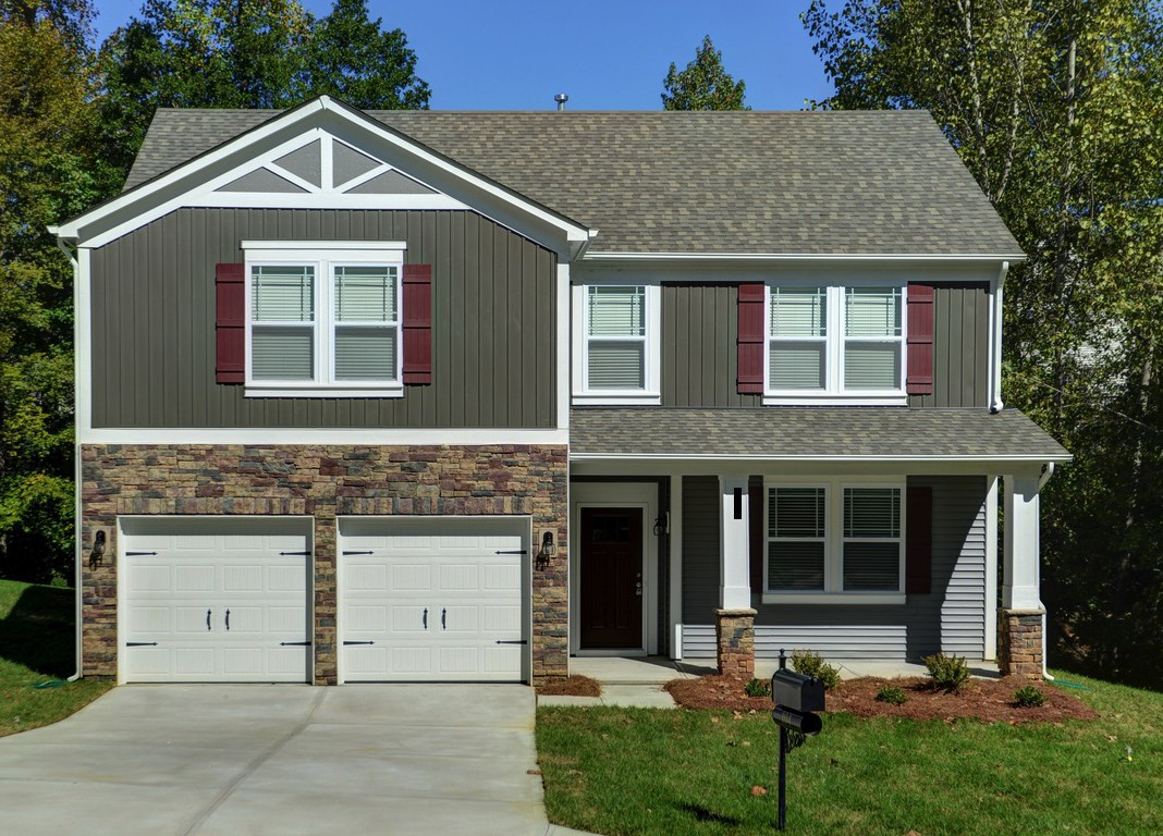 Chestnut series accent homes carolinas for Accent housing
